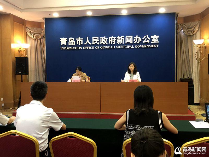 青岛上半年GDP实现6552.72亿元,增长6.4%