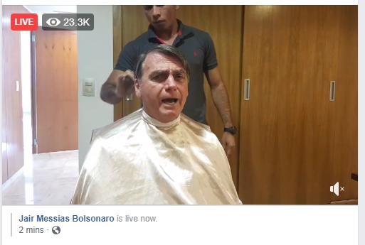 与欧盟龃龉加深?巴西总统临时取消与法外长会晤,直播做头发