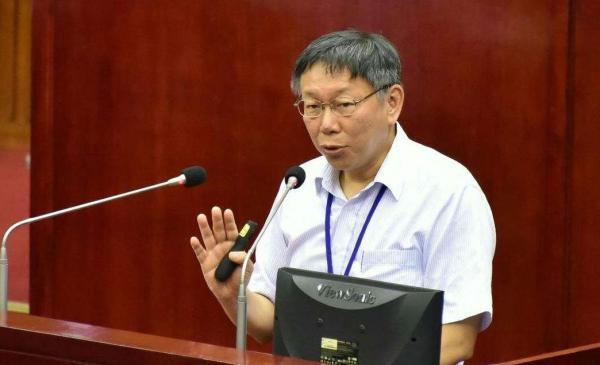 "<b>柯文哲确定将""组党"":希望在蓝绿之外,台湾有另一个选择</b>"