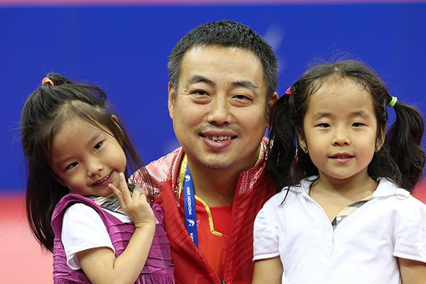 苏秀谈刘国梁:体育教练和译制片导演真的很像