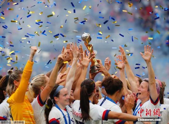 国际足联:女足世界杯2023年起扩军至32队