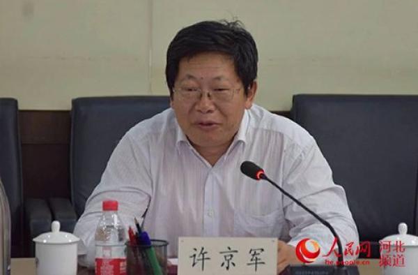 许京军任南开常务副校长,政治学者朱光磊卸任副校长
