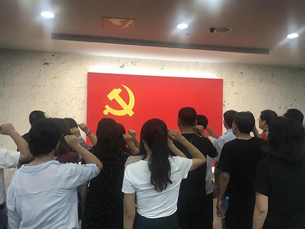 """""""一大会址""""日记 21名思政教师来学习如何把党史讲""""活"""""""