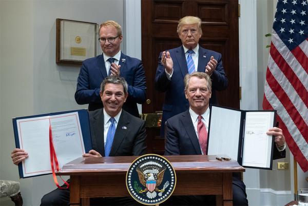 美国与欧盟就牛肉出口达成协议