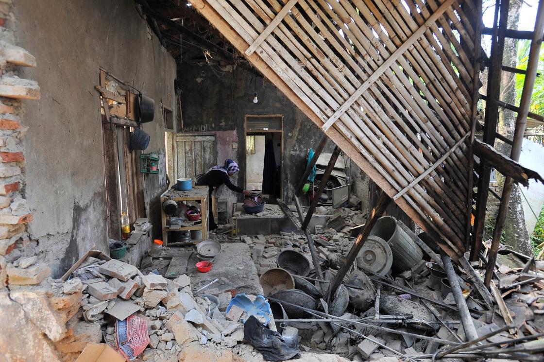 印尼万丹省地震已造成4人死亡,中国使馆提醒注意防范