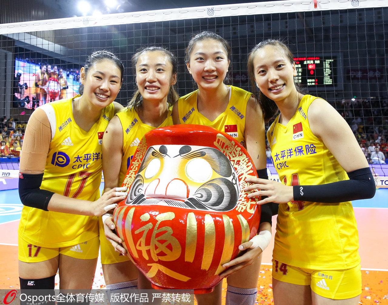 <b>从里约到东京,中国女排变的是阵容,不变的是精神</b>