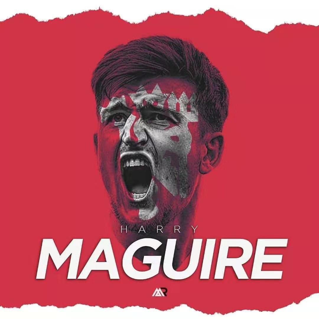 史上最贵后卫!曼联8000万英镑签下马奎尔,他真的值吗