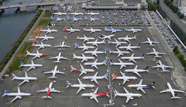 波音CEO:737MAX已试飞500次,希望重获大众信心