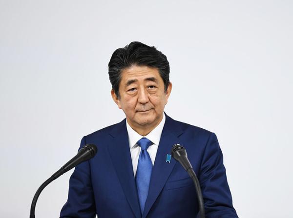 """日本将韩国移出""""白名单""""后安倍发声:不考虑和文在寅会谈"""