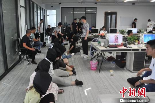 """浙江警方破获亿元网络诈骗案,""""股神""""最高只有初中学历"""