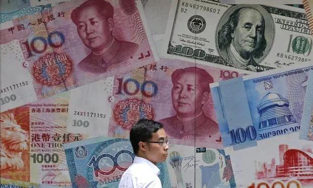 """把中国列为""""汇率操纵国"""",美国这是在搞笑吗?"""