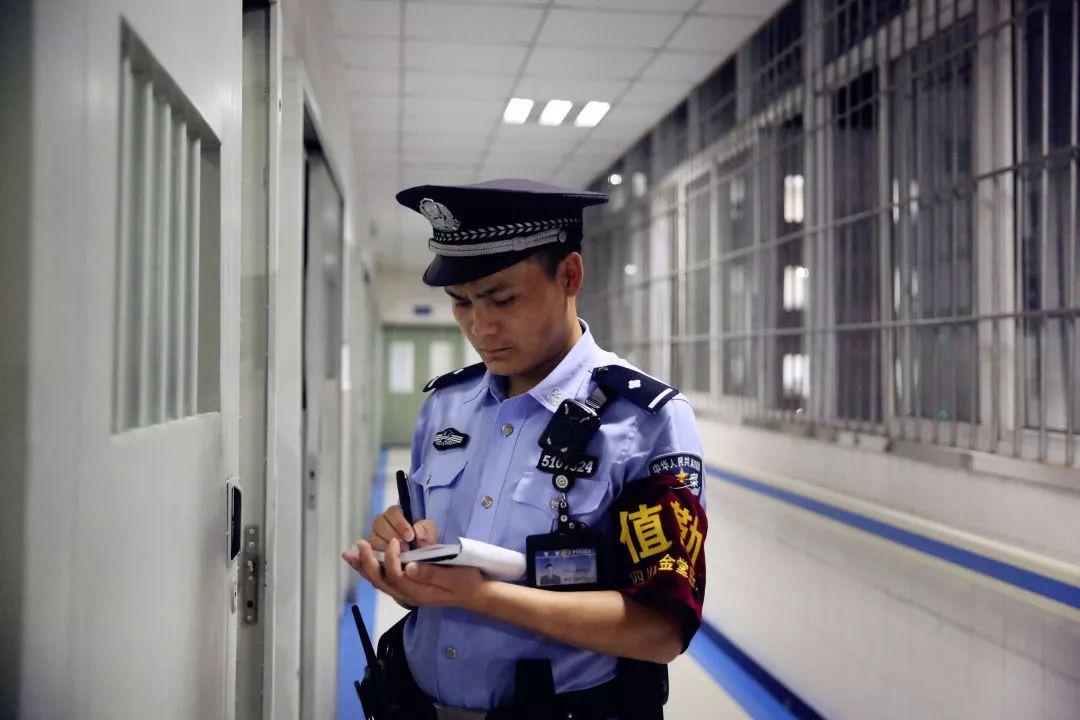 揭秘|监狱民警的夜生活