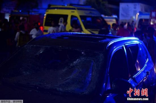 <b>埃及开罗发生恐怖袭击爆炸致20死48伤,安理会强烈谴责</b>