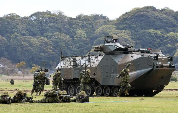 日媒:日本防卫预算将超5.3万亿日元,创历史新高