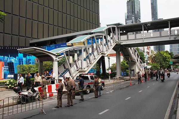 曼谷系列爆炸案与南部叛乱分子有关,9名嫌犯被捕