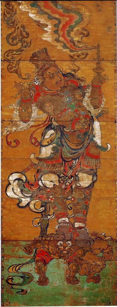 哪吒形象的演化轨迹:从佛教护法神到少年英雄