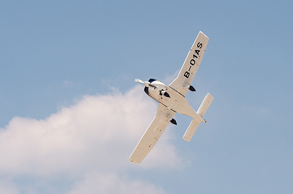 GA20第50架次试飞首上3000米高空:获百架意向订单