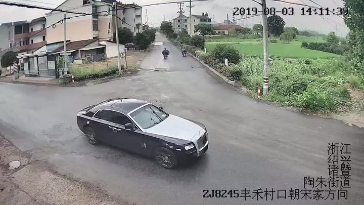"""浙江诸暨:""""劳斯莱斯""""白日被抢,幕后主谋系销售该车的中介"""