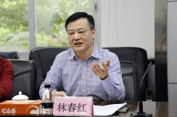 广东中山市委统战部原副部长林春红被决定逮捕