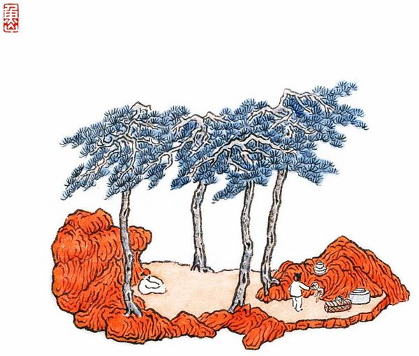 """""""园林的夏天"""":树木、洞天与池水里的人情自然"""