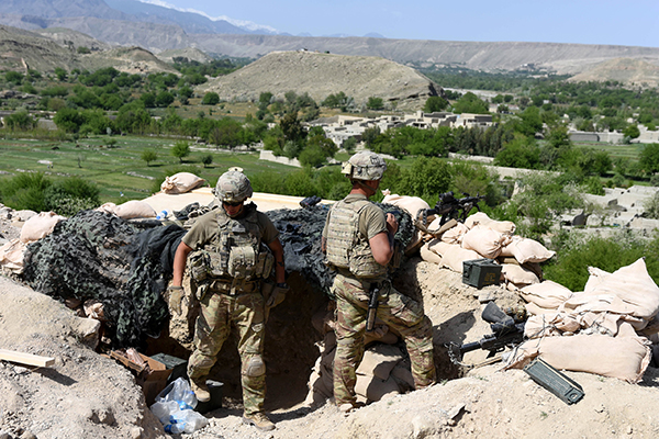 <b>美披露撤军时间表,阿富汗担忧:只会让塔利班更得势</b>