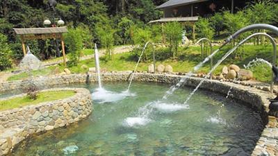 涨知识|温泉中的各种元素是如何产生的?