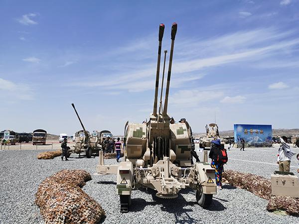 <b>国际军事比赛|面对空中威胁,中国陆军有哪些防空利器?</b>
