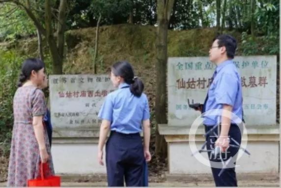 全国重点文物庙西土墩墓群确认系人为破坏,警方检方展开调查