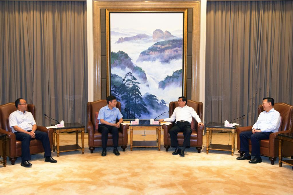 福建省与天津大学战略合作:推动天津大学福州国际校区建设等