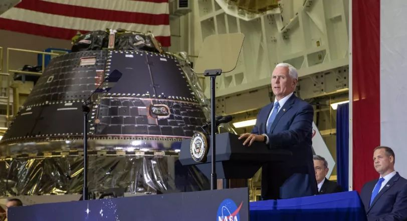 "NASA:首艘""猎户座""飞船组装完成,计划5年内载人登月"