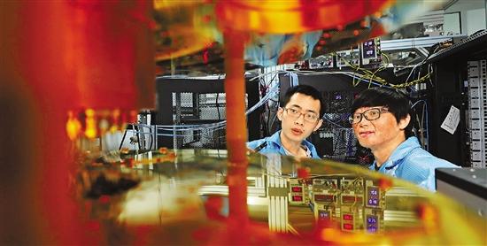 量子计算新进展:中国学者实现20个超导量子比特纠缠_科技湃_澎湃新闻-The Paper