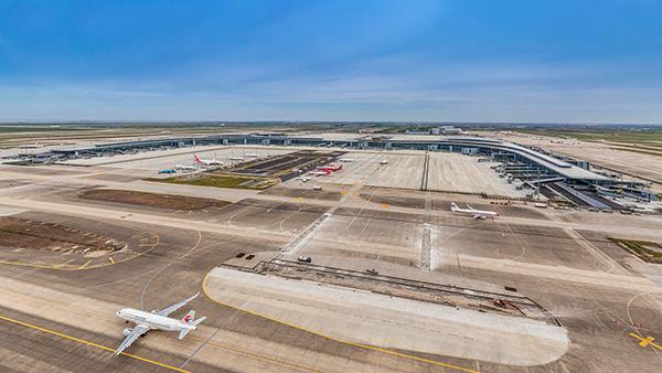 浦东国际机场三期扩建工程通过民航专业验收,已具备投运条件