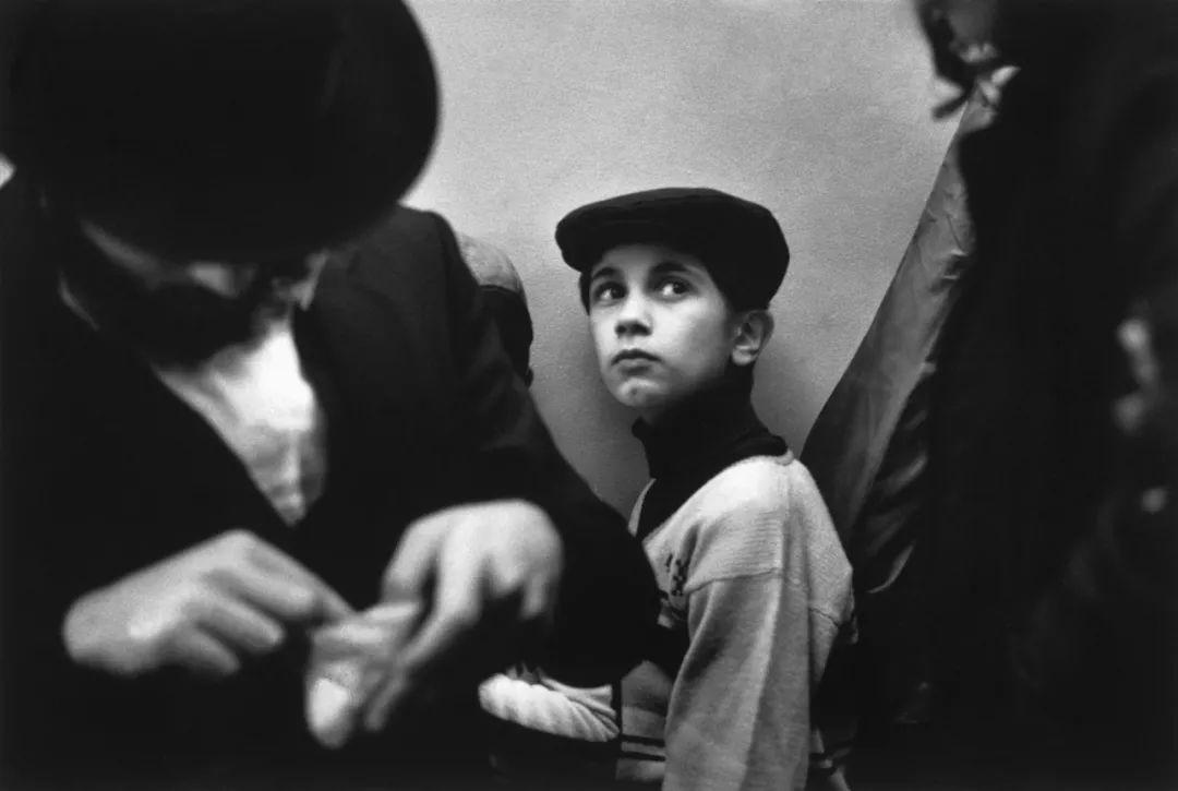 一张照片的故事 | 帕特里克·扎克曼的身份探寻