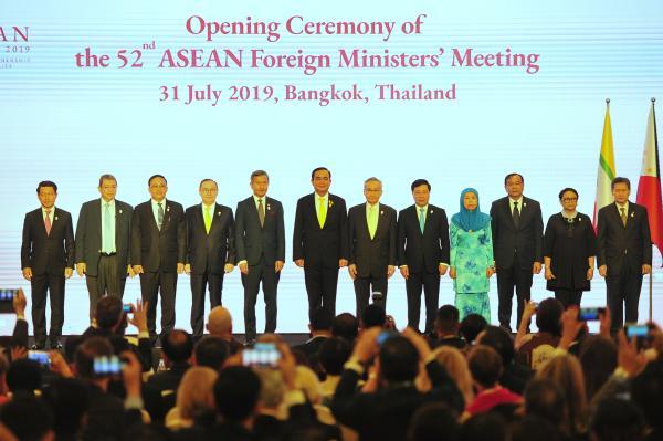 大外交|东亚合作系列外长会举行开幕式,中国外交有备而来