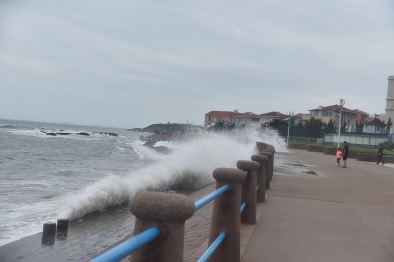 山东将台风应急响应提升为II级,各方全力应对