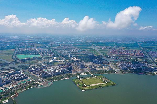 临港新片区前瞻:寸土寸金之地如何以首创性政策飞出金凤凰