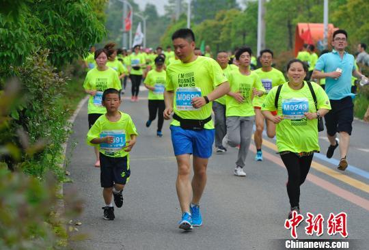 江西新余仙女湖区:拖欠的马拉松赛事奖金已全部发放到位