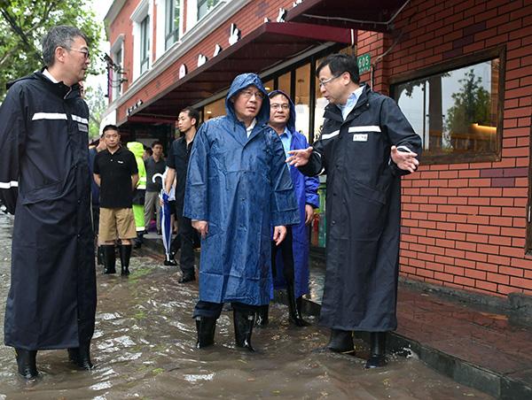 坚决克服麻痹思想侥幸心理!上海市委书记李强再部署防台工作