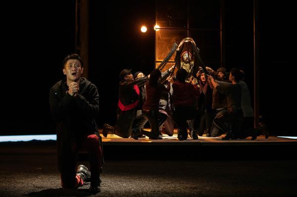 <b>中文版《亨利五世》:莎士比亚伟大,在于没有绝对正确方式</b>