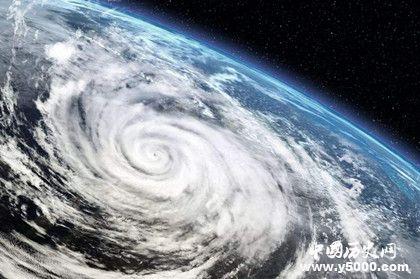 盘点历史上十大超强台风 最强一次742.3万人受灾