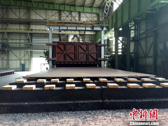 鞍钢再获世界最宽压力容器钢板合同:将供3000余吨铬钼钢