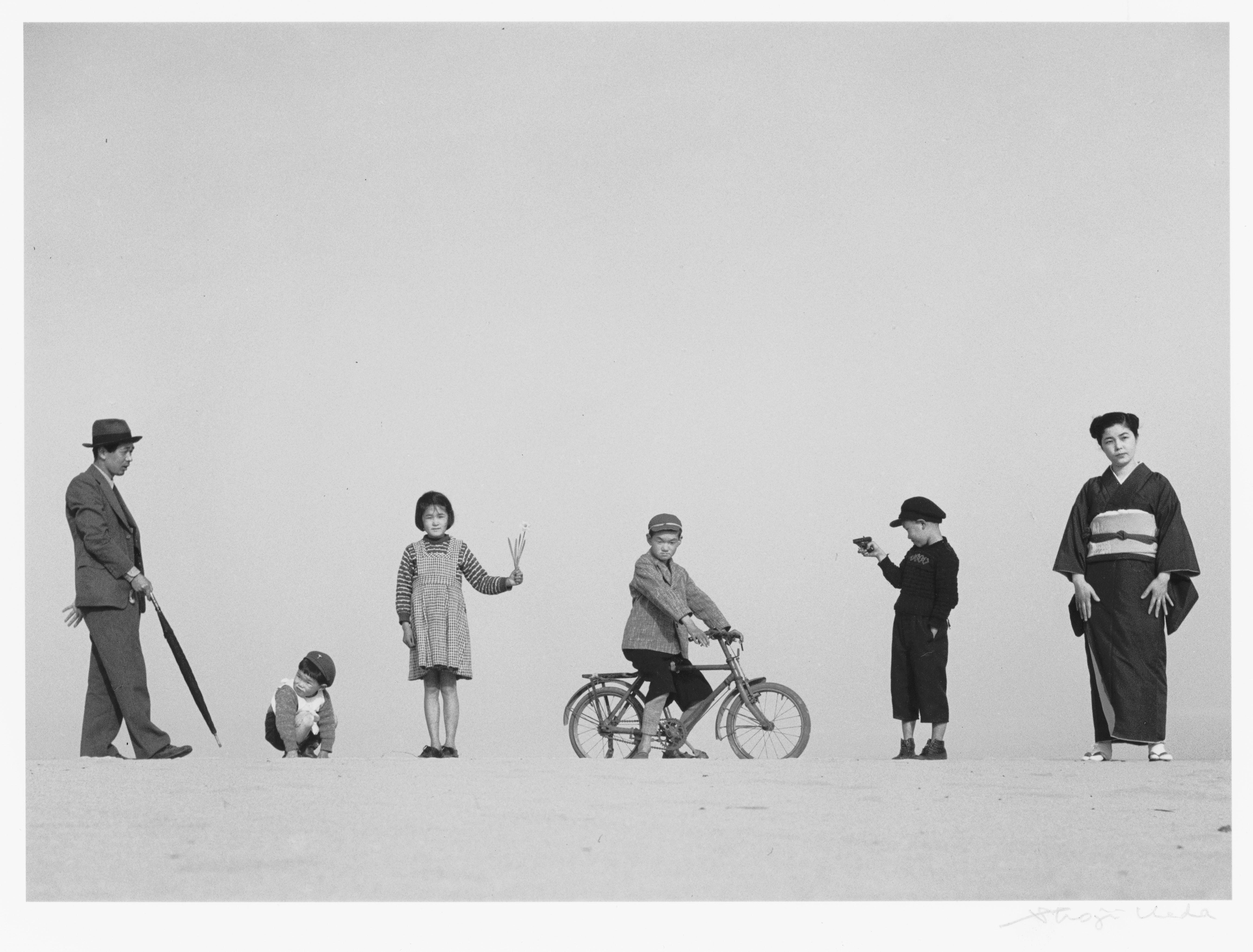 爸爸,妈妈和孩子们,1949                         Papa, Mama and Children(1949)