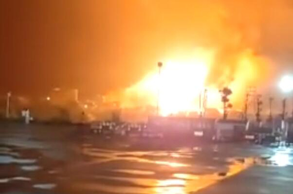 广东一生化科技企业着火,官方:暴露安全生产管理诸多问题