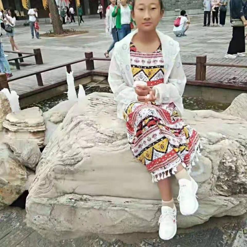 陕西咸阳12岁女孩失踪5天,警方正全力寻找