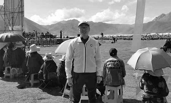 援藏律师程东突发高原肺梗塞牺牲,20余天法律服务87人次