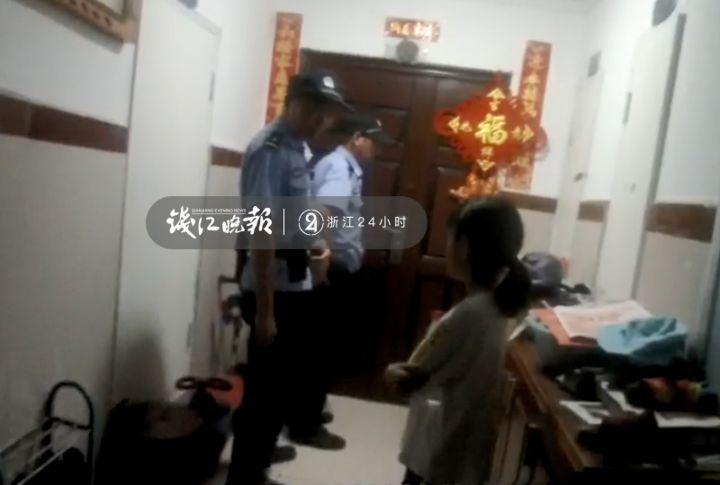 暑假作业一个字没动,杭州10岁女孩被妈妈赶出家