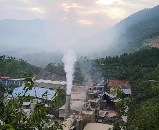 重庆巫山县淘汰落后产能滞后,永年水泥厂长期违法排污