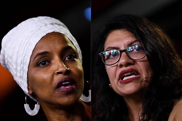 以色列禁止两位美国民主党女议员入境,被指迫于特朗普压力