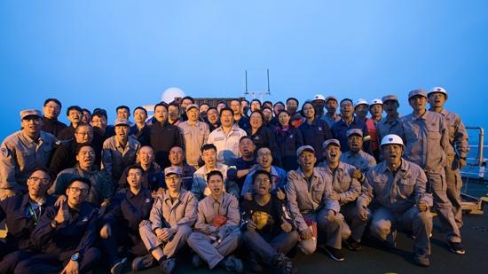 中国航天海射首秀背后的年轻人:平均年龄33岁