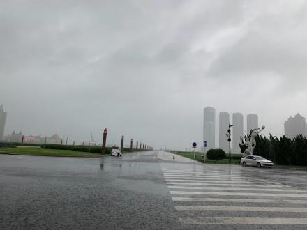 """""""利奇马""""继续北上,辽宁葫芦岛锦州地区今有暴雨到大暴雨"""